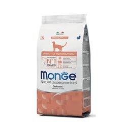MONGE CAT ADULT MONOPROTEICO AL SALMONE 400 GR