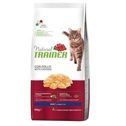 TRAINER NATURAL CAT ADULT POLLO KG 10