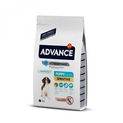 ADVANCE DOG PUPPY SENSITIVE SALMONE KG 3