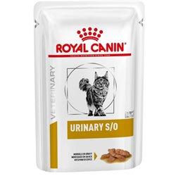 ROYAL CANIN URINARY S/O FETTINE IN SALSA 85 GR