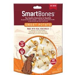 SMARTBONES SWEET POTATO MINI 8 PZ