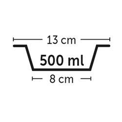 CIOTOLA INOX ANTISCIVOLO SELECTA 13 CM 500 ML