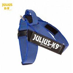 JULIUS IDC BELT HARNESS BLU TG 2 COLOR& GRAY