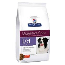 HILL'S PRESCRIPTION DIET DOG I/D LOW FAT 1,5 KG