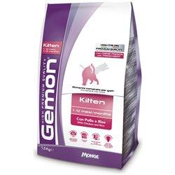 GEMON CAT KITTEN 1,5 KG