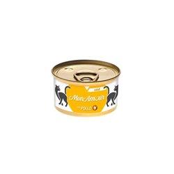 MONAMOUR CAT GOLD MOUSSE POLLO 85 GR