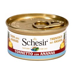 SCHESIR CAT FRUIT TONNETTO CON ANANAS 75 GR