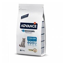 ADVANCE CAT STERILIZED TACCHINO KG 1