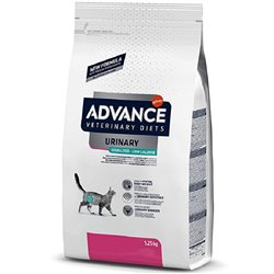 ADVANCE VETERINARY DIETS CAT URINARY STERILIZZATO LOW CALORIE 1