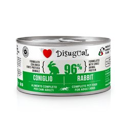 DISUGUAL UMIDO CANE CONIGLIO 150 GR