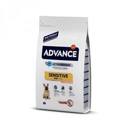 ADVANCE DOG SENSITIVE MINI SALMONE 1
